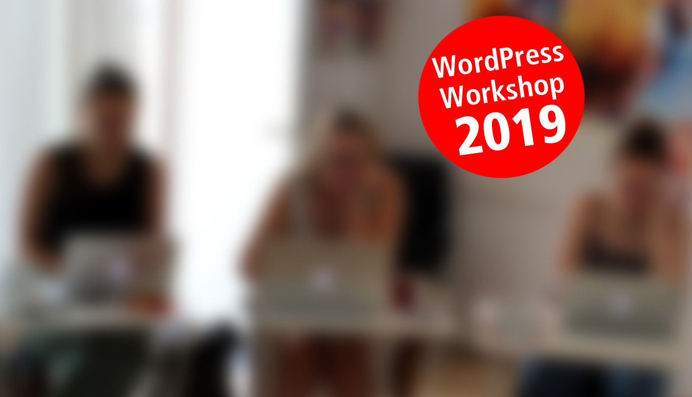 WordPress Workshop Kreativkontor